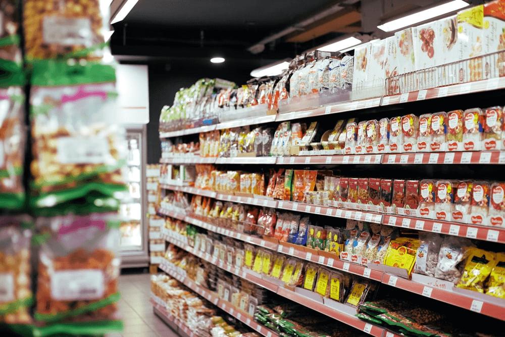 Supermercado Unsplash