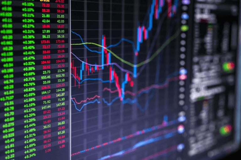 mercado financeiro depositphotos