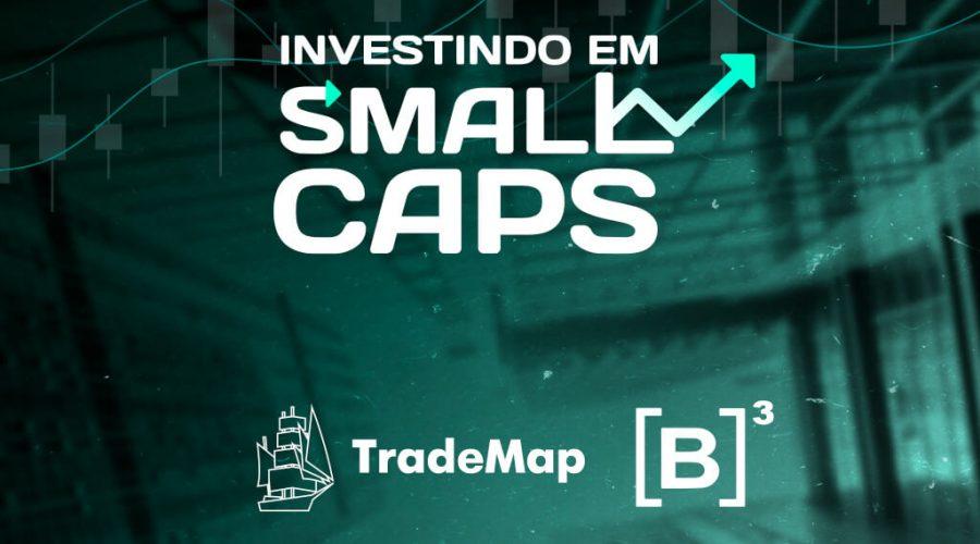 Banner Curso Small Caps TradeMap Educa B3 compac