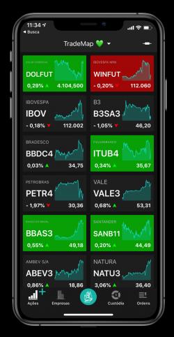 trademap app